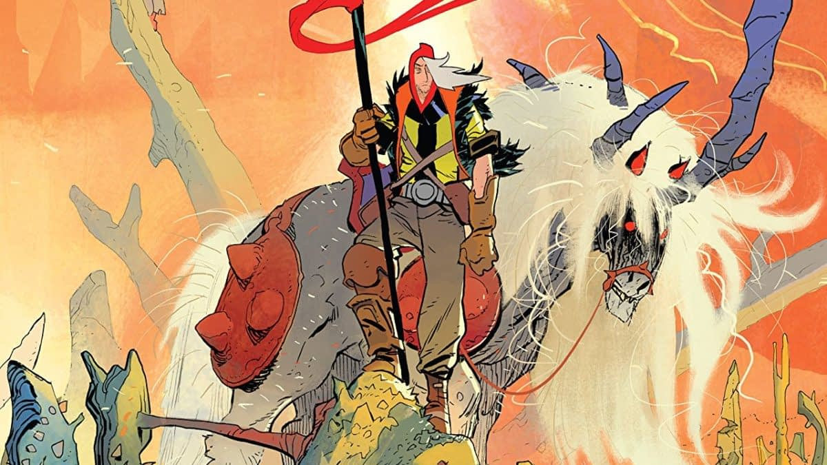 Coda #1 Review: Apocalypse Meets Dungeons & Dragons
