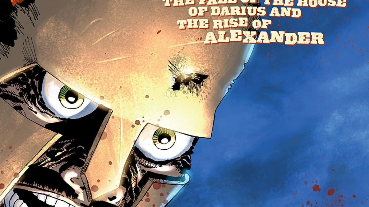 Xerxes #2 Review: A Dull Story and Unappealing Art