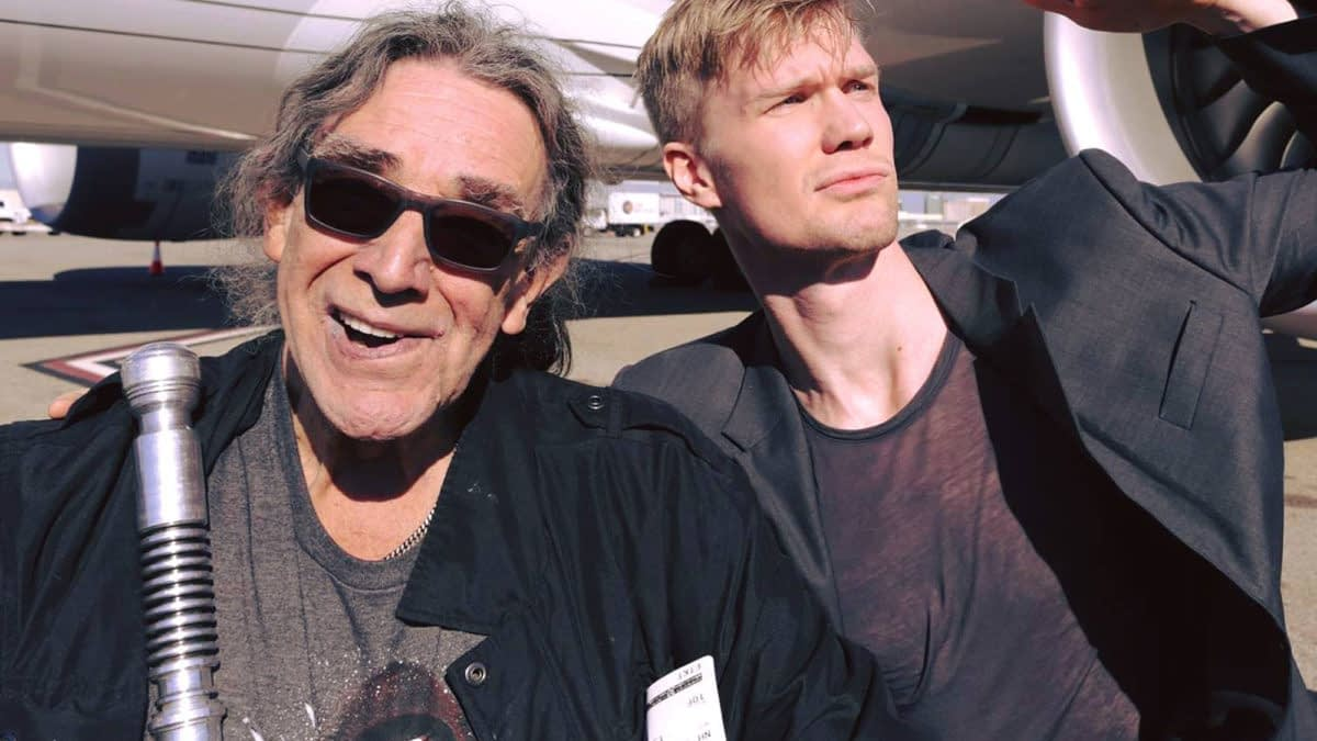 [#MayThe4th] Joonas Suotamo Posts Roar for Change and Wookie Bootcamp Videos