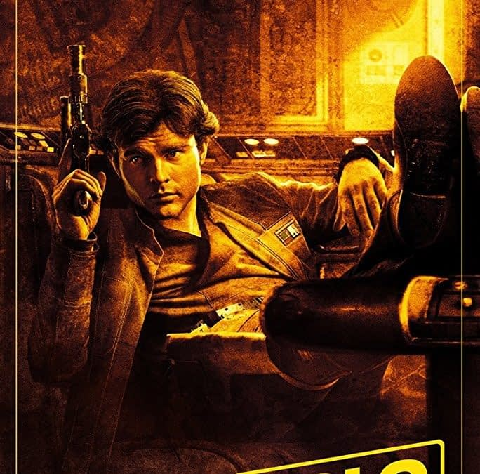 Solo: A Star Wars Story - 4 New Posters and a New TV Spot
