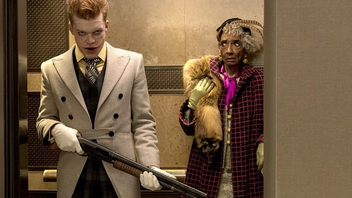 Cameron Monaghan Talks Turning the Joker into an Ideal