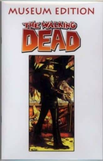 The Museum Edition of The Walking Dead #1 is a Fake, Sold For Thousands of Dollars