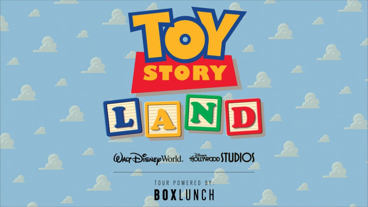 Toy Story Land and BoxLunch Team Up for Mall Tour to Celebrate Park Opening