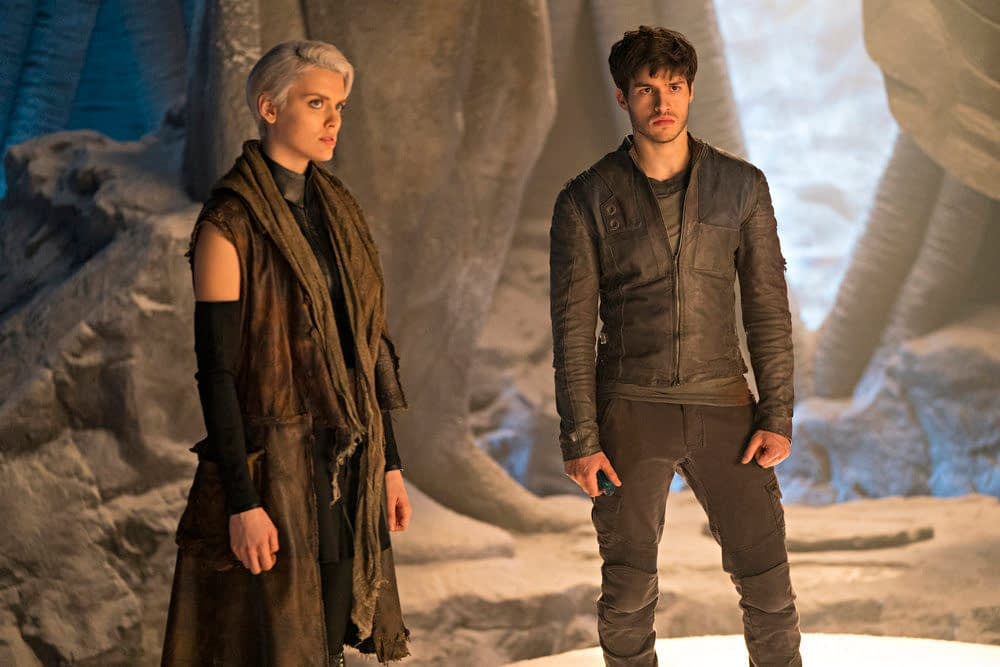 Krypton Season 1 Finale Recap: The Phantom Zone