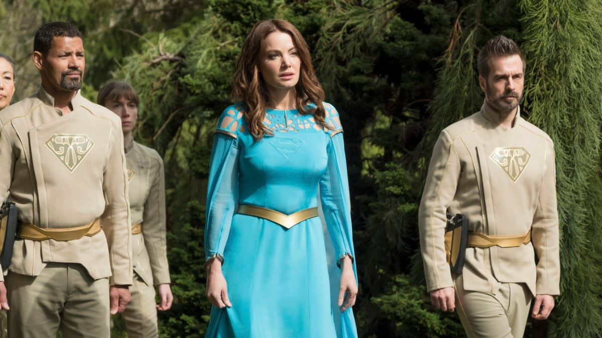 Erica Durance Talks Her Return to Supergirl and the Future of Alura