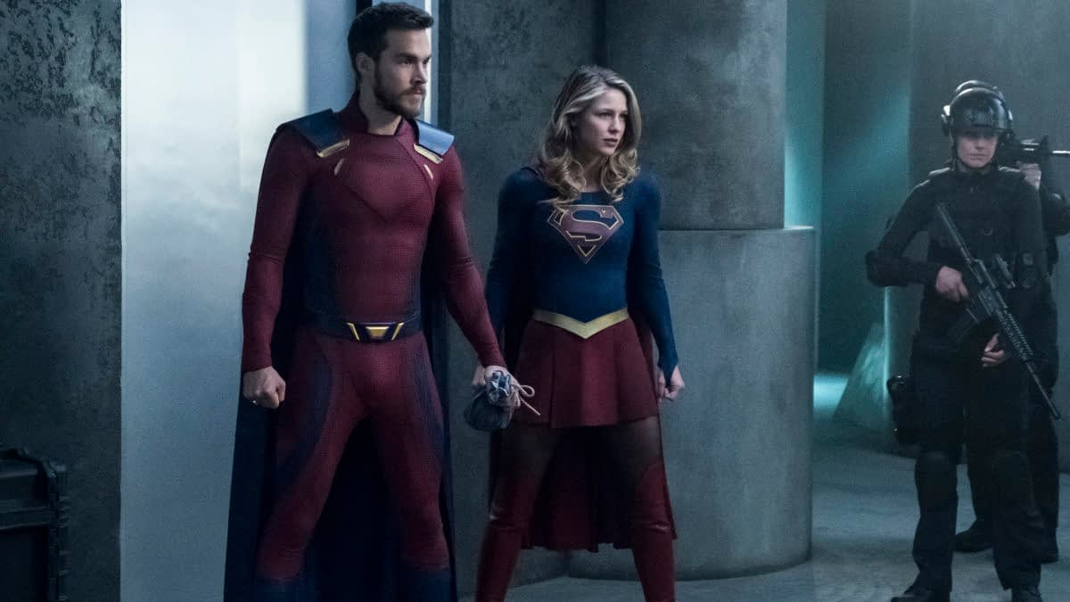 Supergirl Season 3, Episode 21 Recap: Not Kansas