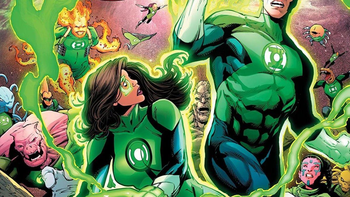 Green Lanterns #48 Review: Jessica Cruz on the Run