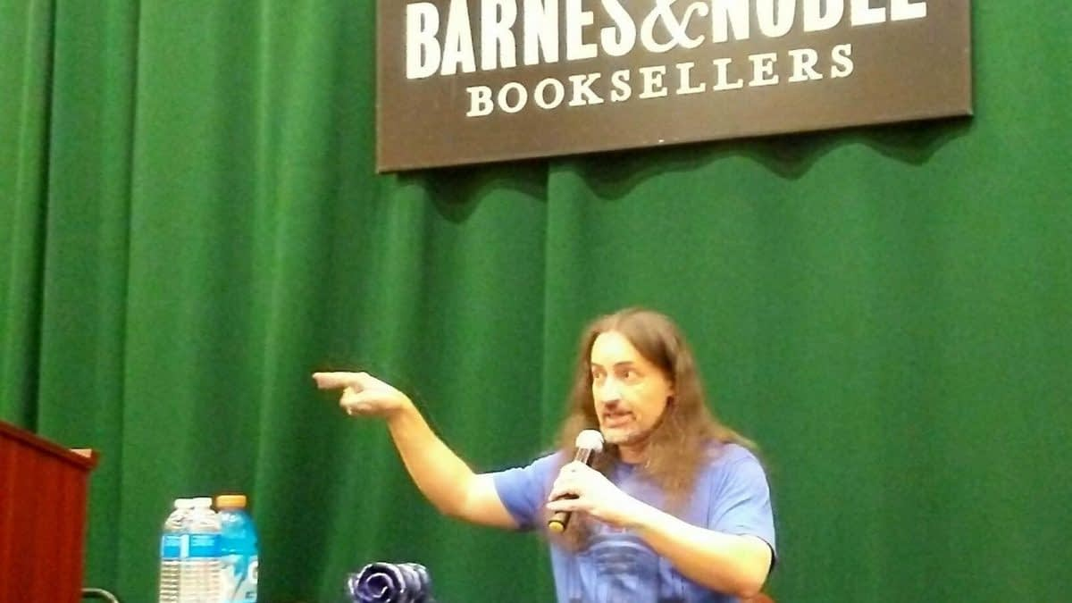 """I Can't Tell You Stuff Like That!"": Jim Butcher on Dresden, Writing Comics, His New Home and More"
