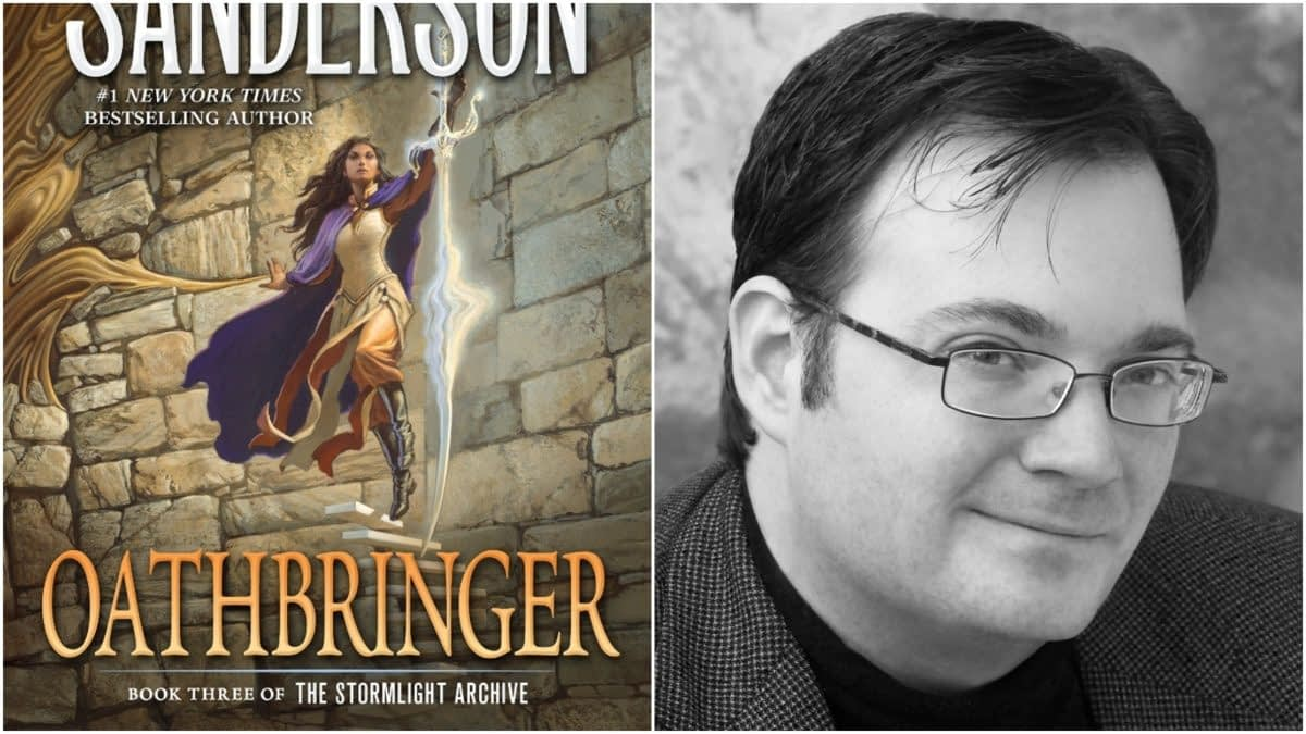 Fantasy Author Brandon Sanderson Developing 'Dark One' Multimedia Adventure Series