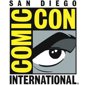San Diego Comic Con Massively Updateable Programming List