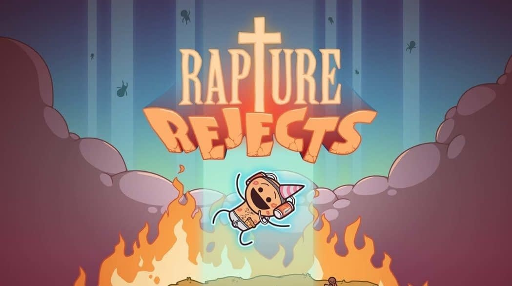 TinyBuild Games Brings Humor to Hell on Earth with Rapture Rejects