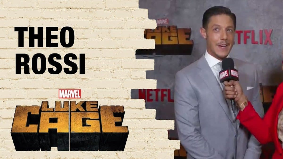 Theo Rossi on How There is Nothing Else Like Marvel's Luke Cage on Television