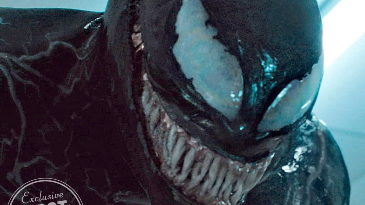 Vemom: Tom Hardy Talks the Duality of the Role, Plus 2 New Images