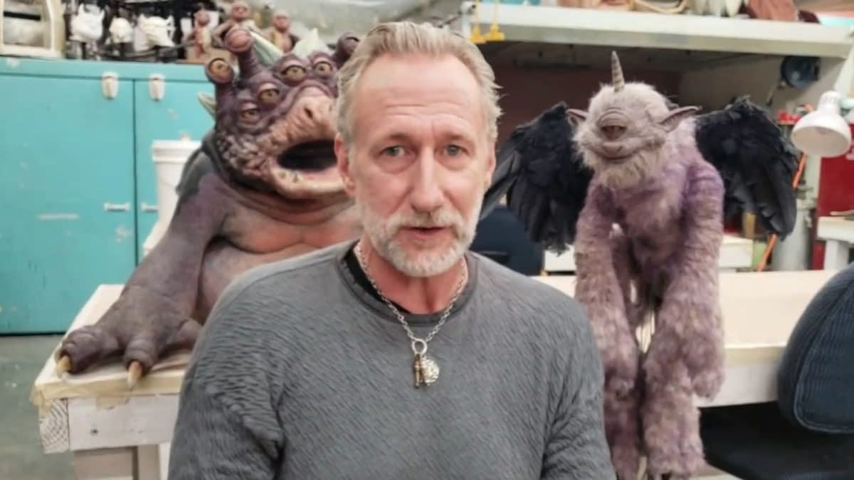 Dragon Con to Host Live Jim Henson Creature Shop Challenge