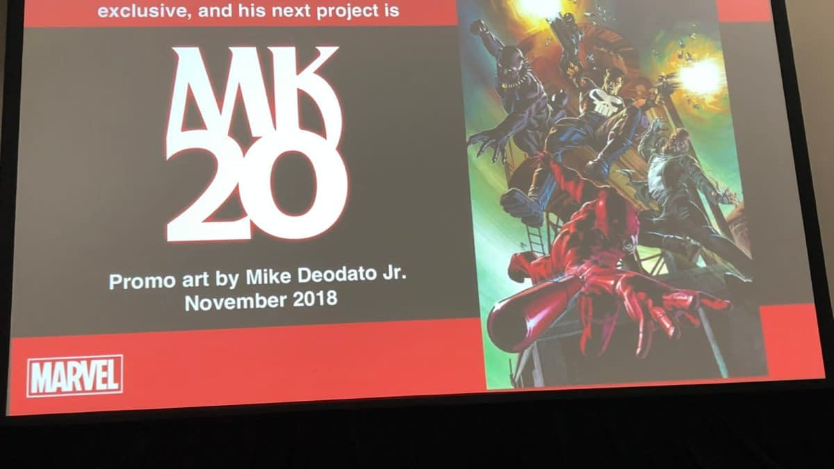 Donny Cates to Relaunch Marvel Knights: MK20