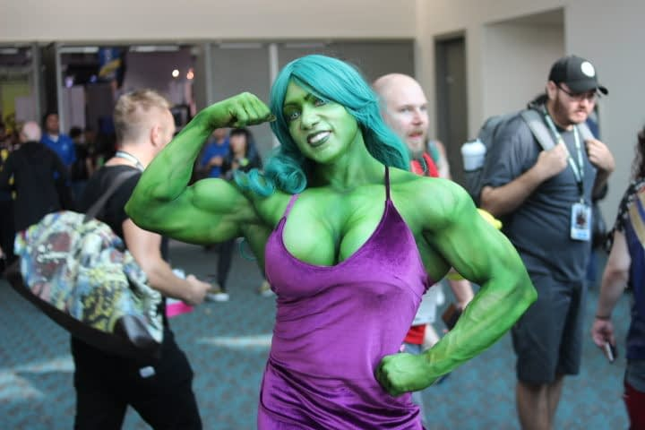 265 Cosplay Pics From San Diego Comic-Con 2018 - From She-Hulk to Mrs. Rick and Morty