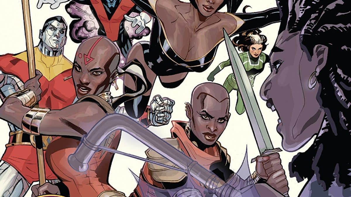 X-Men: Wakanda Forever #1 Review - Doubling Down on Malice