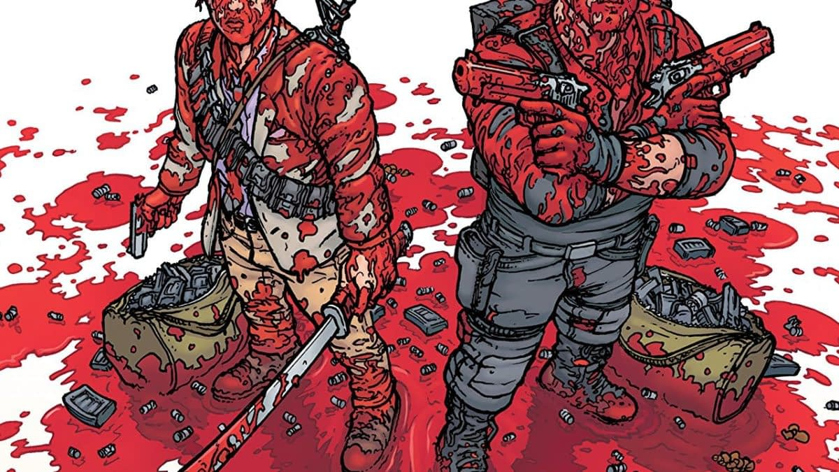 Die!Die!Die! #1 [Late] Review: Smug Characters and a Confused Narrative