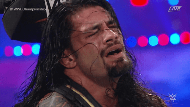 "Roman Reigns Shoots on Fan, Calls Out ""Vocal Men Who Hate On Me"""