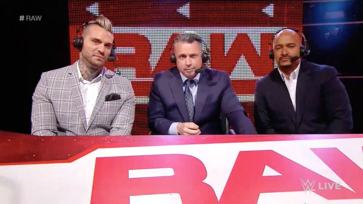 WWE's Corey Graves Is Tired of Toxic Social Media