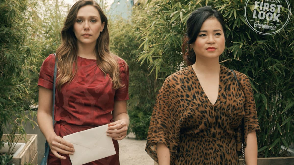 Sorry for Your Loss: First Looks at Elizabeth Olsen, Kelly Marie Tran Facebook Watch Series
