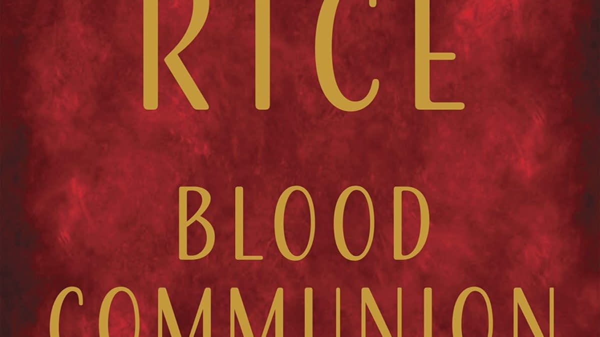 Another Vampire Lestat Book Coming from Anne Rice this October