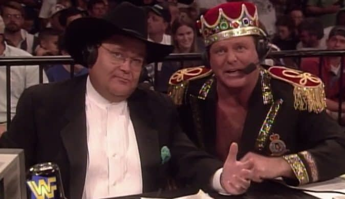 Wrestling Legend Jim Ross Regrets Supporting Donald Trump