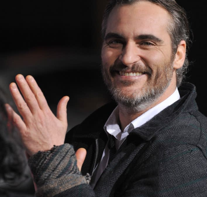 Joaquin Phoenix Doesn't Care What You Think About His Version of the Joker