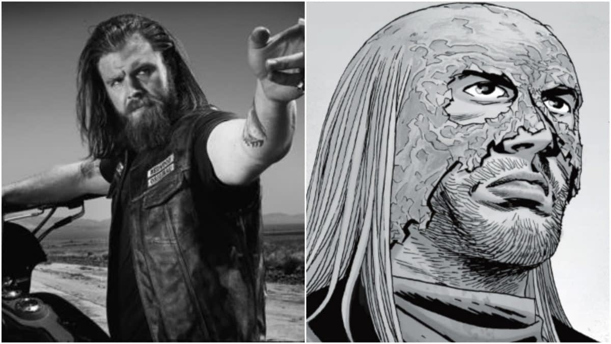 'The Walking Dead' Season 9: Alpha Finds Her Beta in Sons of Anarchy's Ryan Hurst