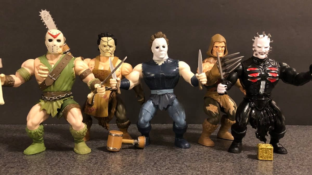 Let's Take a Look at the Funko Savage World Horror Icons Figures