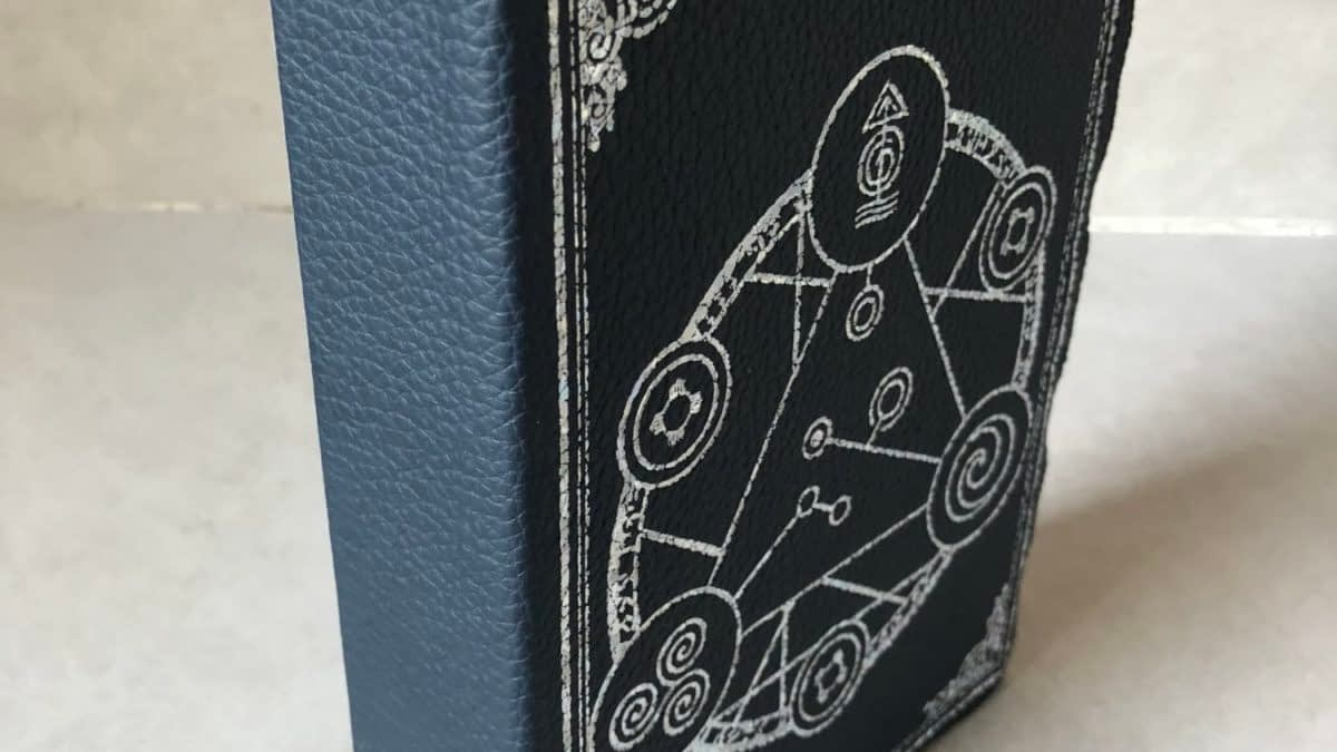 A Place For Everything: We Review an Elderwood Academy Spellbook