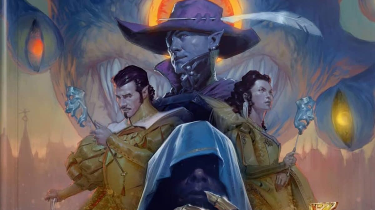 Making Money!: We Review Dungeons & Dragons - Waterdeep: Dragon Heist