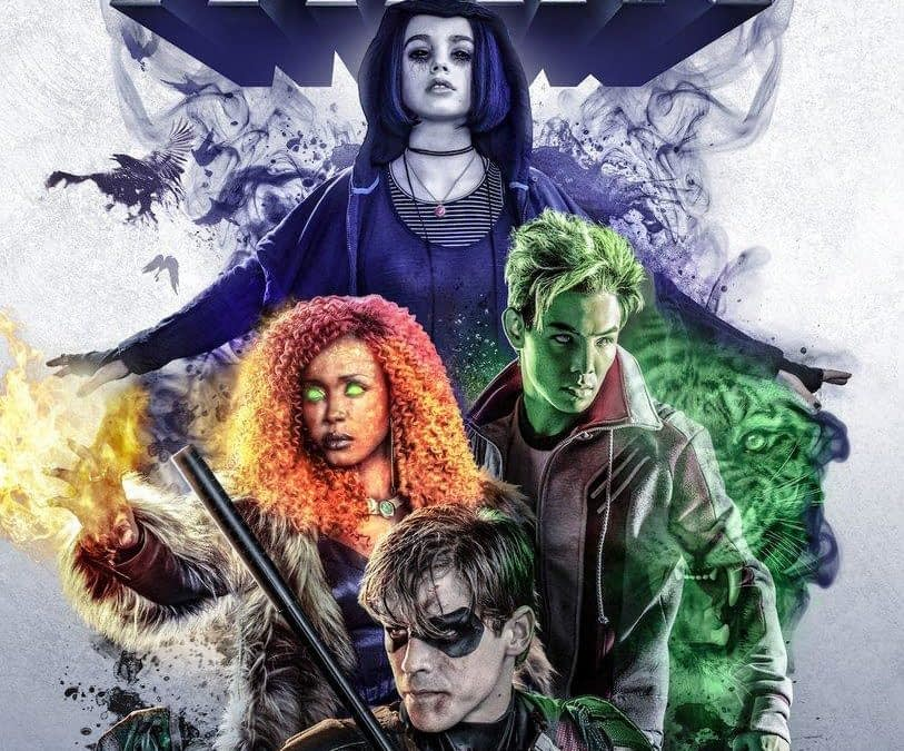 Titans Season 1: New Poster and Character Promos