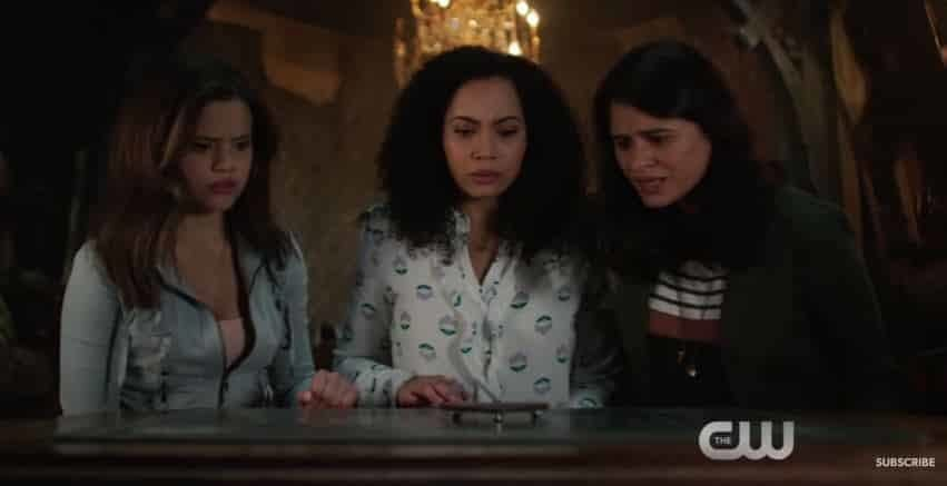 Charmed: Sarah Jeffery on Maggie's Powers; Premiere Synopsis, New Teasers Released