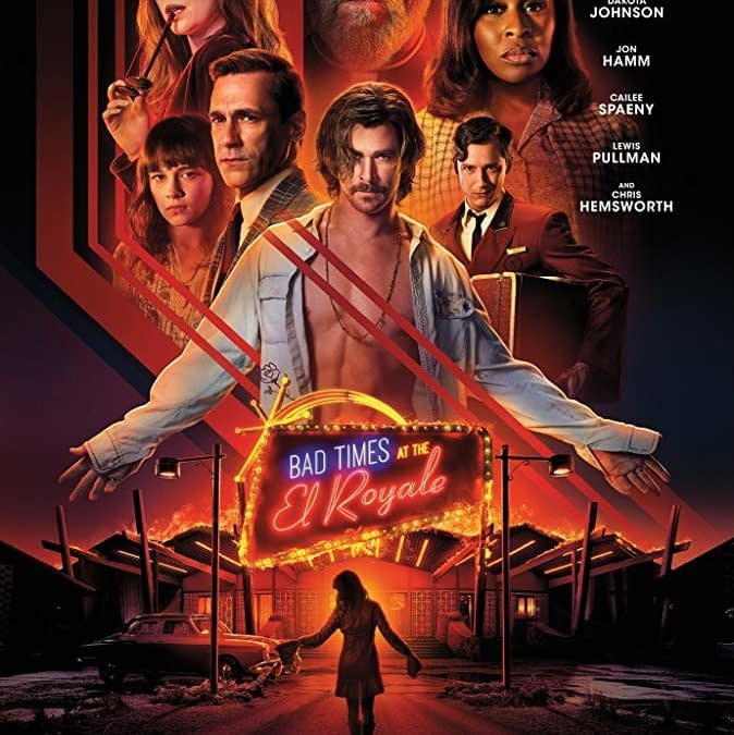 Bad Times at the El Royale Review: A Twisty, Bloody, Breath of Fresh Air