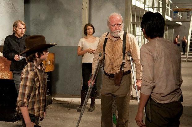 The Walking Dead's Lauren Cohan Posts Heartbreaking Memory of Scott Wilson