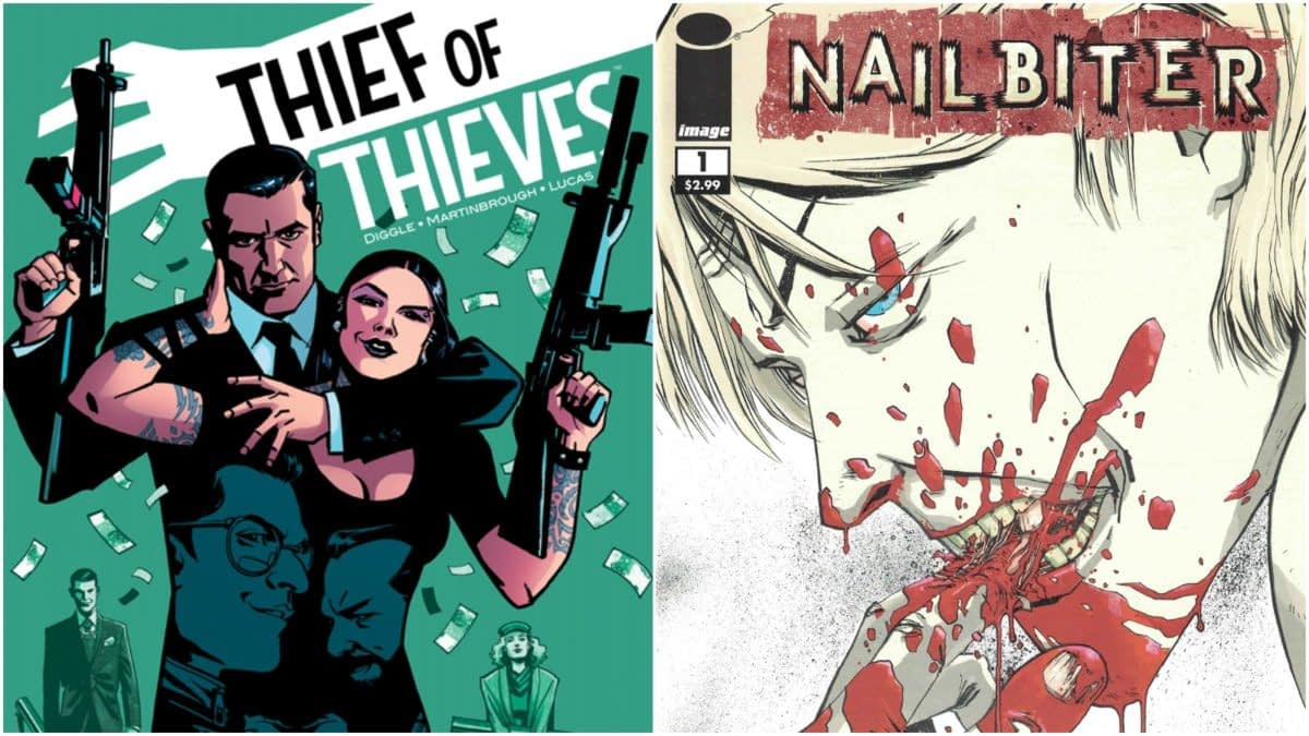 Skybound Galactic, Sony Pictures TV Developing Image Comics' Thief of Thieves, Nailbiter TV Series