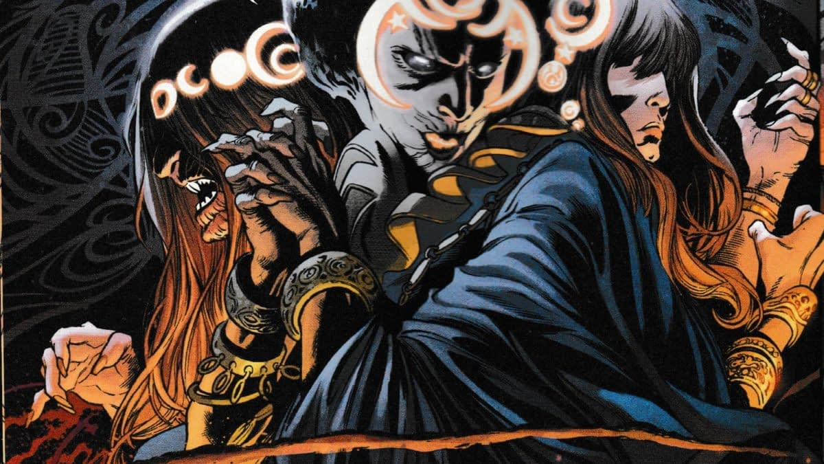 You Wait Ages for DC Comics With the Hecate and Then, Ironically, Three Come Along at Once
