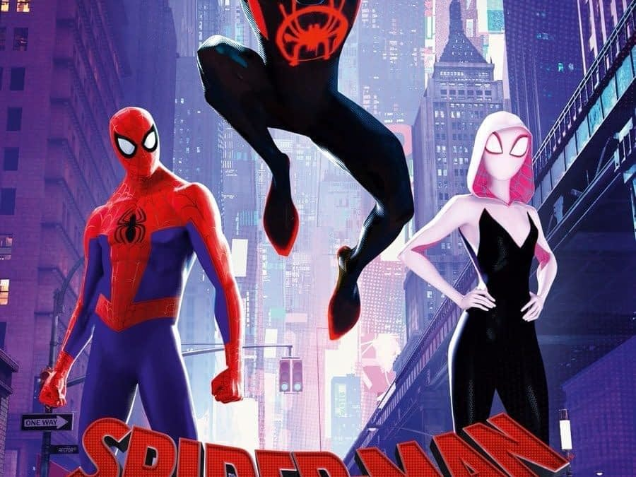 Spider-Man: Into the Spider-Verse: New International Poster, Image, and How Miles Inspires Peter