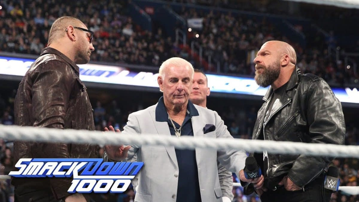 Did Crown Jewel Cost Us Dave Bautista's WWE Return?