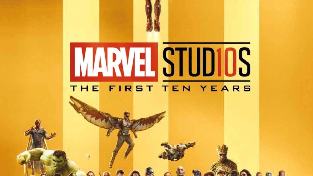 Marvel Studios Reveal Official[ish] 10-Year Timeline of MCU Films