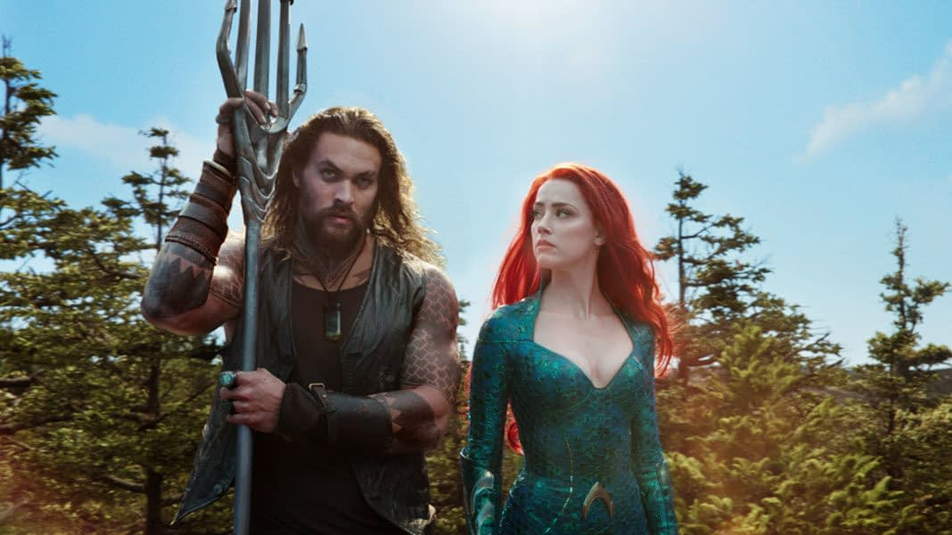 44 Photos from 'Aquaman': Mera's Jellyfish Gown and More