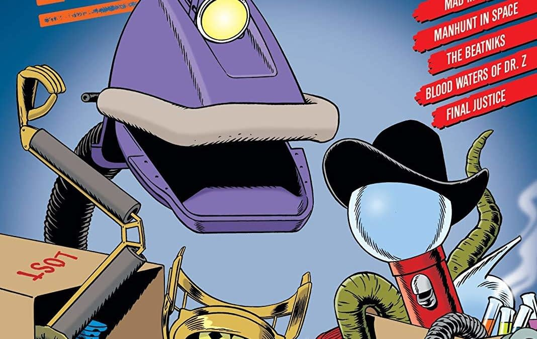 Review: Mystery Science Theater 3000 Presents: The Lost and Found Collection