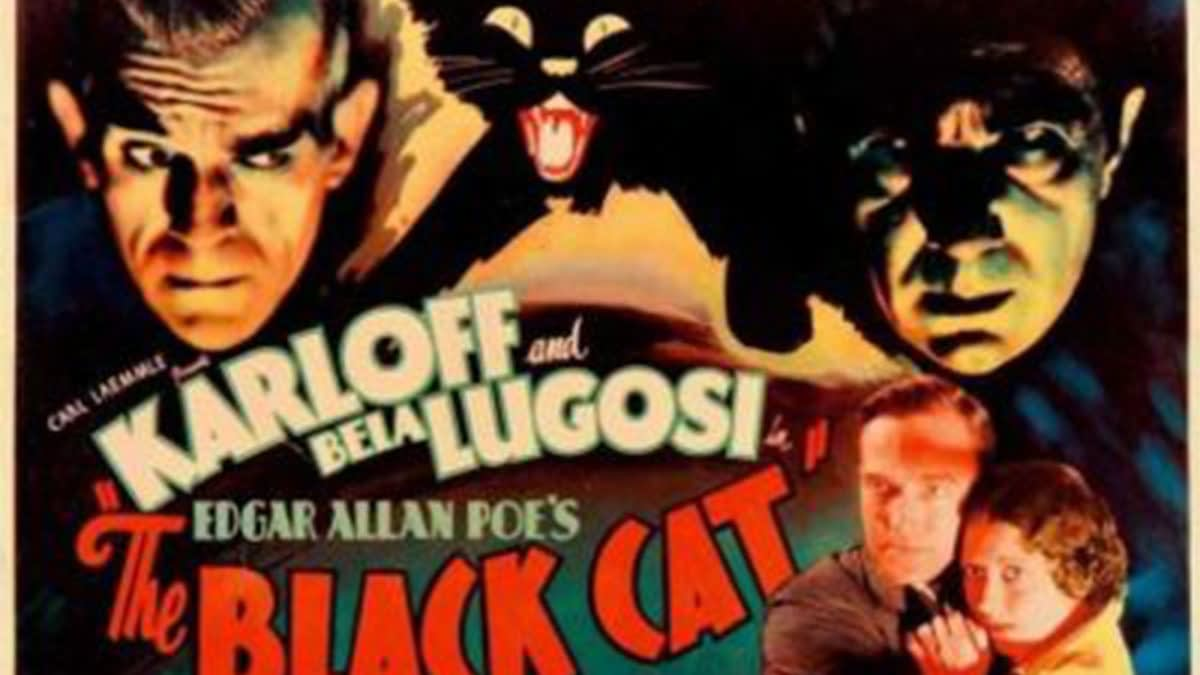 Castle of Horror: 'The Black Cat' Reflected Bela Lugosi's True-Life War Trauma