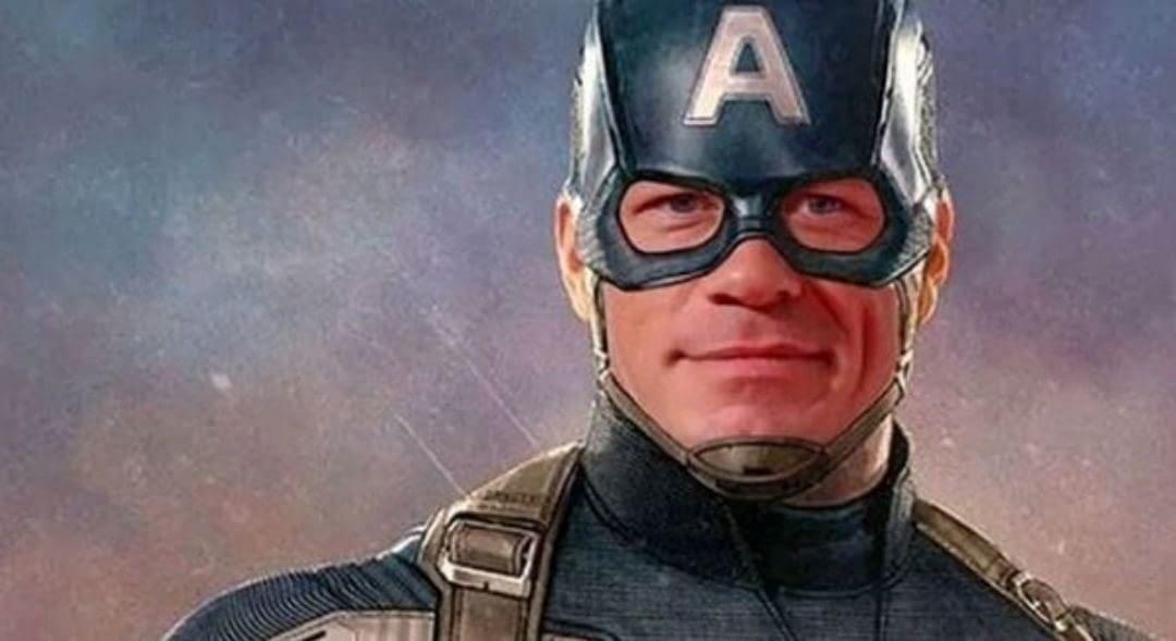 John Cena Wants to be Next Captain America