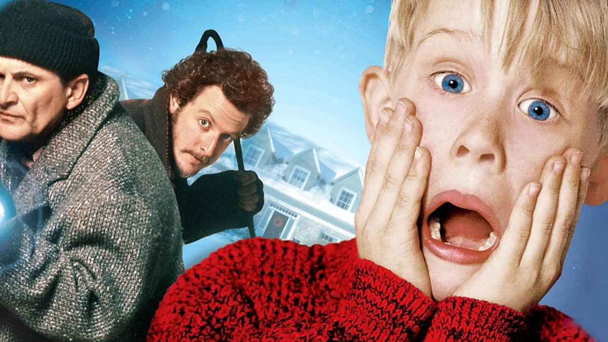 "Seth Rogen's Childhood ""Ruined"" by Fake Movie in 'Home Alone'"