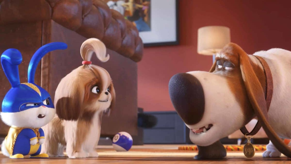Universal Releases Another New Character Trailer and Poster for The Secret Life of Pets 2