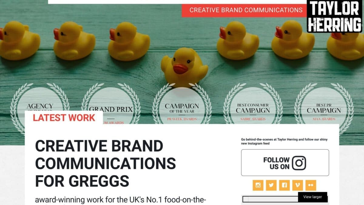 Piers Morgan and Greggs Use the Same PR Agency.... You Don't Suppose...?
