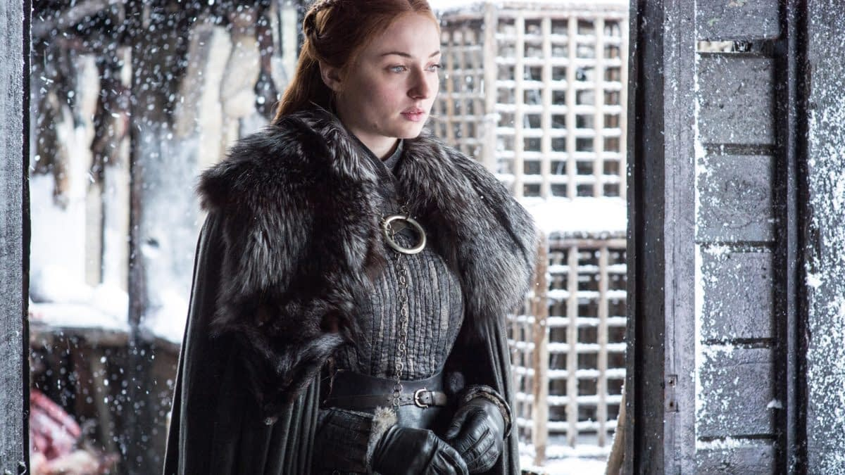 Wanna Know What Sophie Turner Kept from 'Game of Thrones'? It's Uplifting!