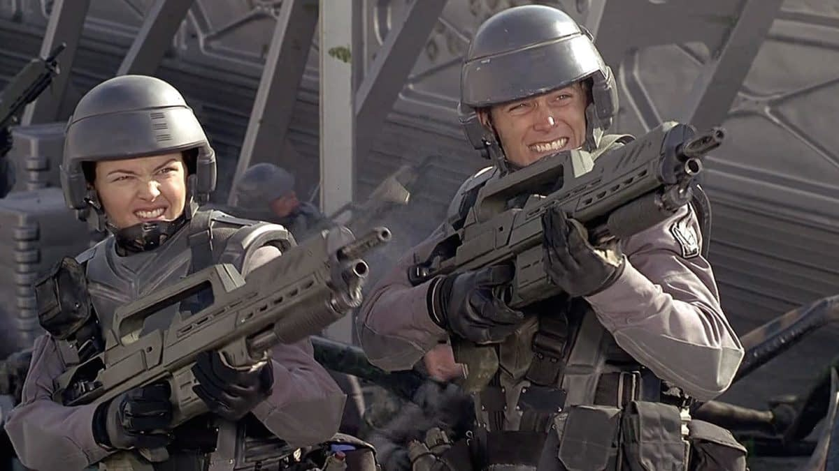 'Starship Troopers' Reboot, TV Series: Would You Like to Know More?
